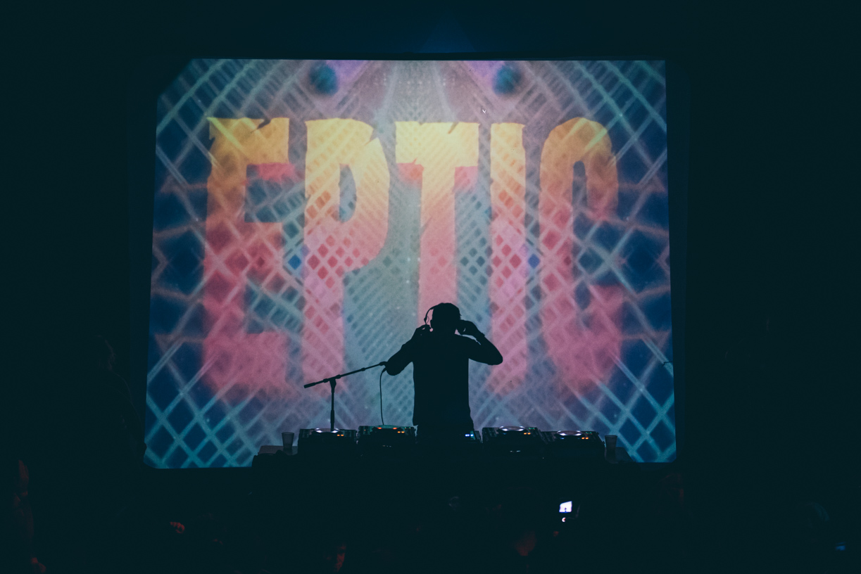 skism must die! eptic town ballroom buffalo colin gordon