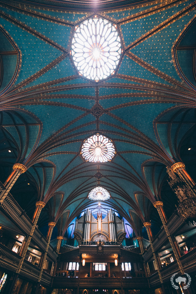 notre-dame basilica montreal travel photography