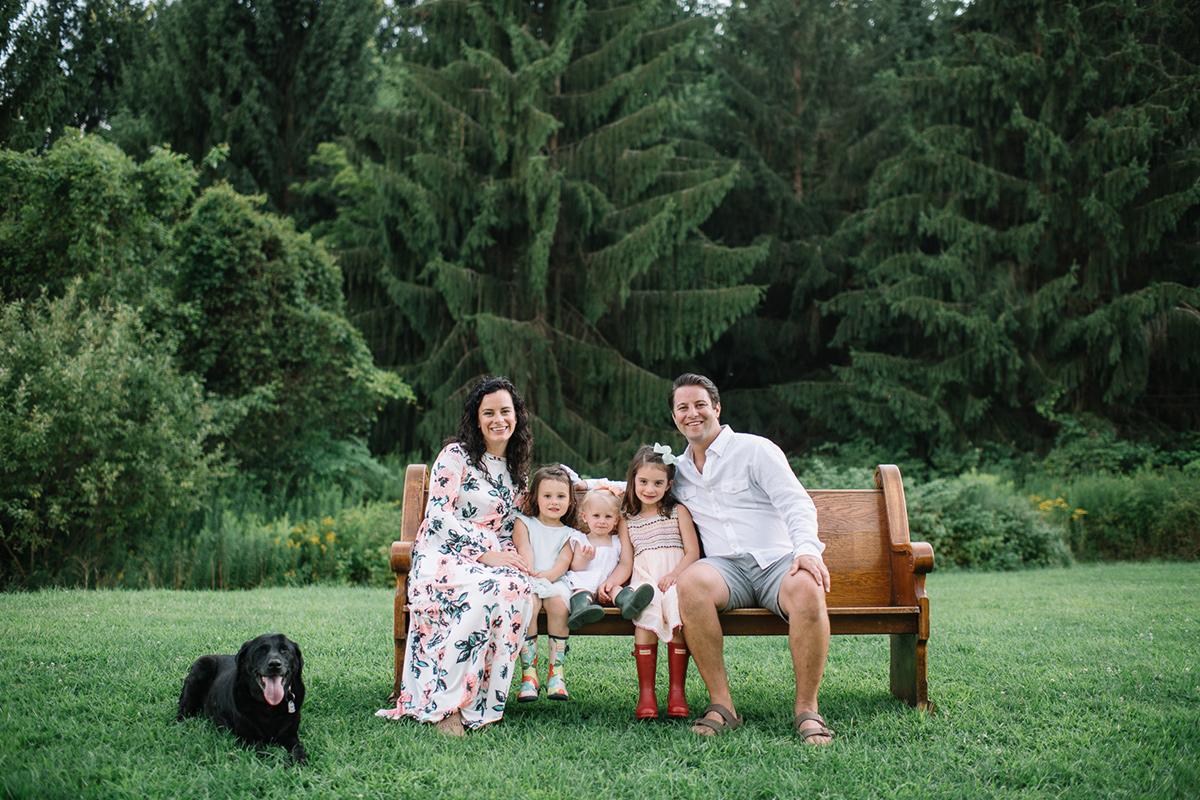 buffalo family portraits colin gordon